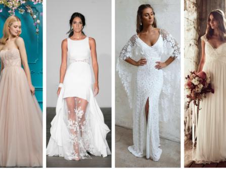 Giúp bạn tìm được chiếc váy cưới dựa theo cung hoàng đạo của mình