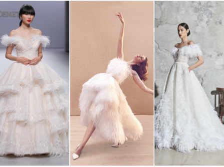 6 kiểu váy cưới đẹp nhất 2020 mà bạn không phải lo sợ lỗi mốt