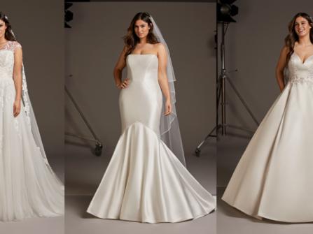 Tips chọn váy cưới cho cô dâu mập trở nên thon gọn hơn