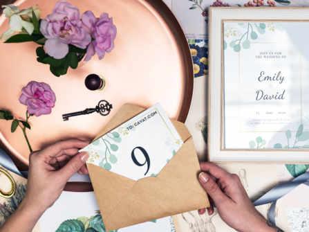 Làm thế nào để lựa chọn thiệp mời đám cưới phù hợp?