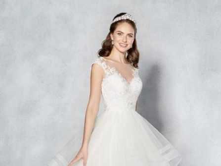 14 nguyên tắc hướng dẫn chi tiết cách chọn váy cưới cho cô dâu