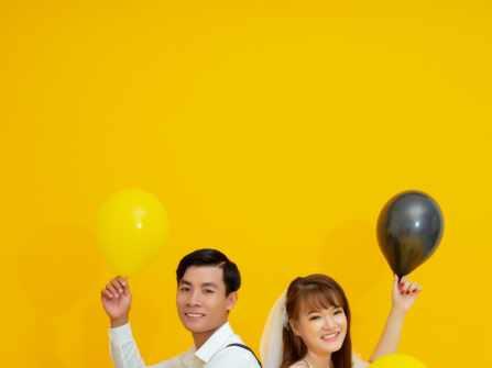 Album cưới Hàn Quốc lãng mạn