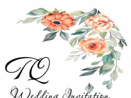 Thiệp cưới TQ