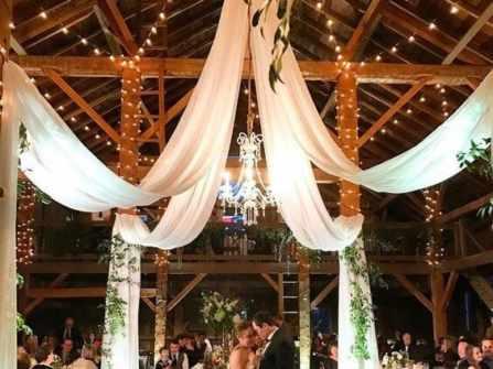 """Trang trí đám cưới theo phong cách Rustic mang """"chất"""" riêng của bạn"""