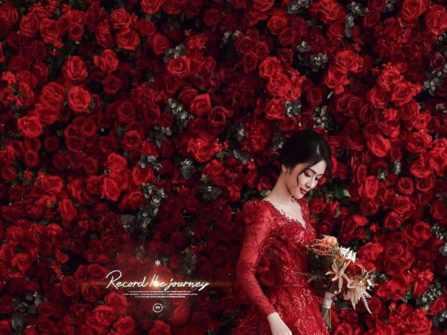 Chỉ 11,9 triệu Chụp ảnh cưới tại phim trường L'amour cùng Ren