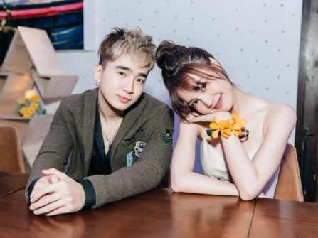 Ninh Dương Lan Ngọc và Chi Dân quấn quýt không rời ở Đà Lạt, showbiz Việt có thêm cặp đôi mới?