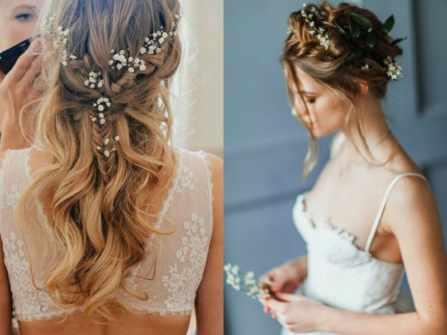 5 kiểu tóc giúp cô dâu mặt tròn trở nên rực rỡ trong ngày trọng đại