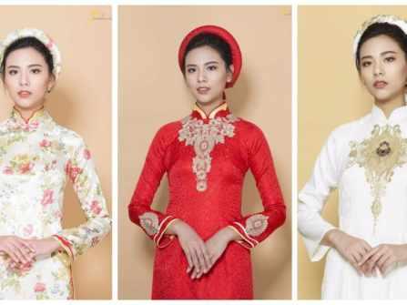 4 điều quan trọng cô dâu cần lưu ý khi đặt may áo dài cưới