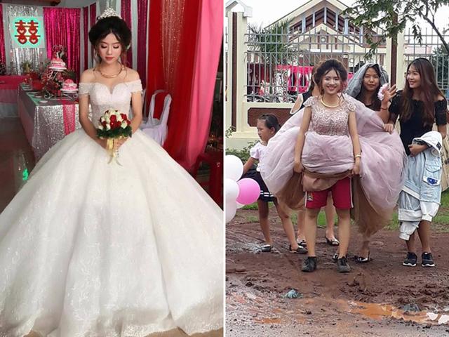 Đám cưới ngày bão Marry