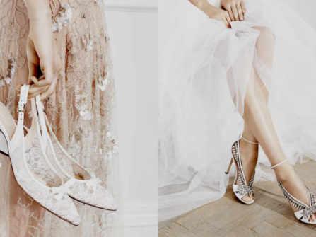 5 nguyên tắc vàng chọn giày cưới cô dâu phải thuộc nằm lòng