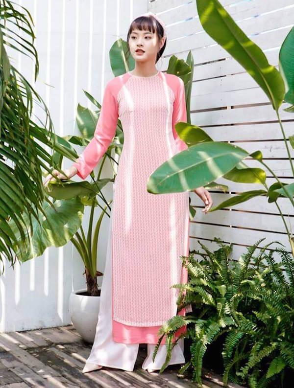 Những gợi ý về áo dài bưng quả mẫu mới cho ngày trọng đại Marry