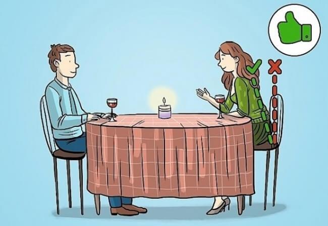 14 ngôn ngữ cơ thể giúp bạn nhìn thấu đối phương Marry