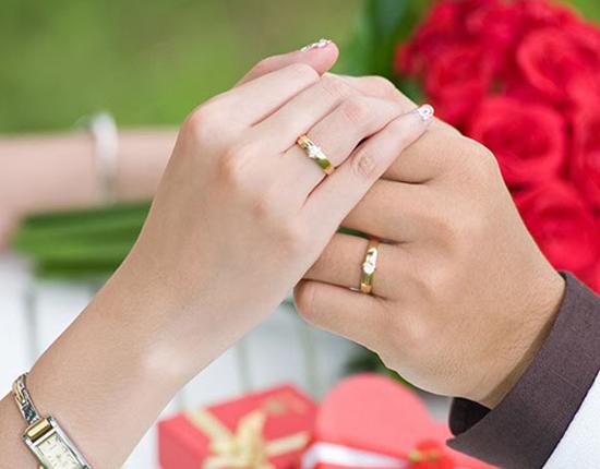 Ý nghĩa nhẫn cưới Marry