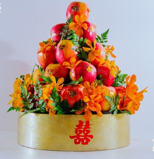 Gợi ý chuẩn bị tráp hoa quả sao cho vừa đẹp vừa ý nghĩa 2020 Marry