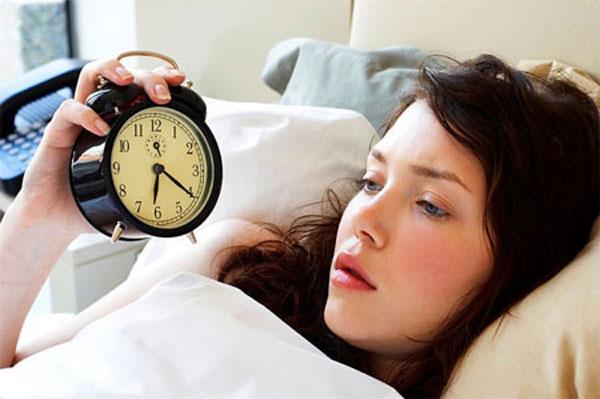 Ảnh hưởng đến giấc ngủ Marry