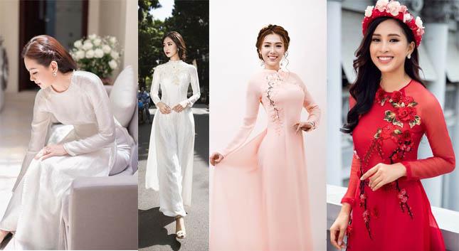 Lựa chọn trang phục đám hỏi vừa ý mà vẫn theo đúng truyền thống Marry