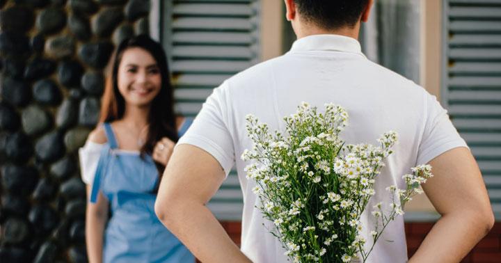 Dành cho vợ 2 điều quan tâm Marry