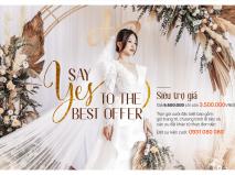 Bắt nhịp mùa cưới 2020: Ưu đãi Siêu Trợ Giá từ Asiana Plaza có gì hấp dẫn?