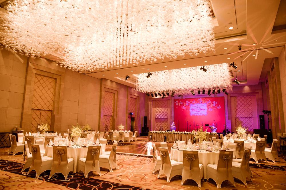 Tiệc cưới khách sạn Sheraton Nha Trang