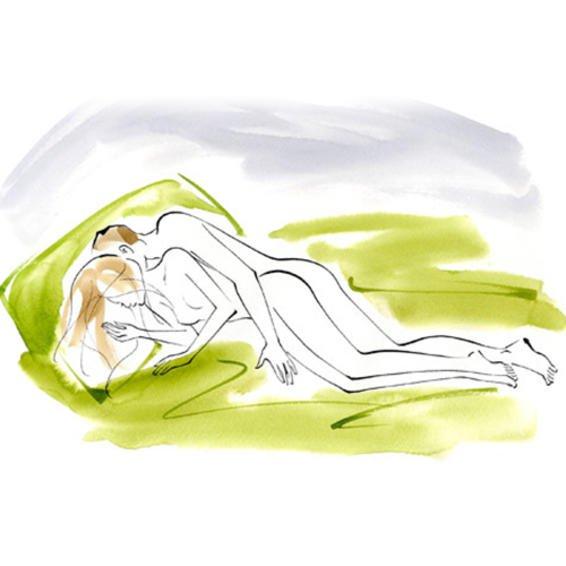 Mách Nhỏ 6 Tư Thế Quan Hệ Dễ Thụ Thai Nhất Cho Các Cặp Vợ Chồng Son Marry
