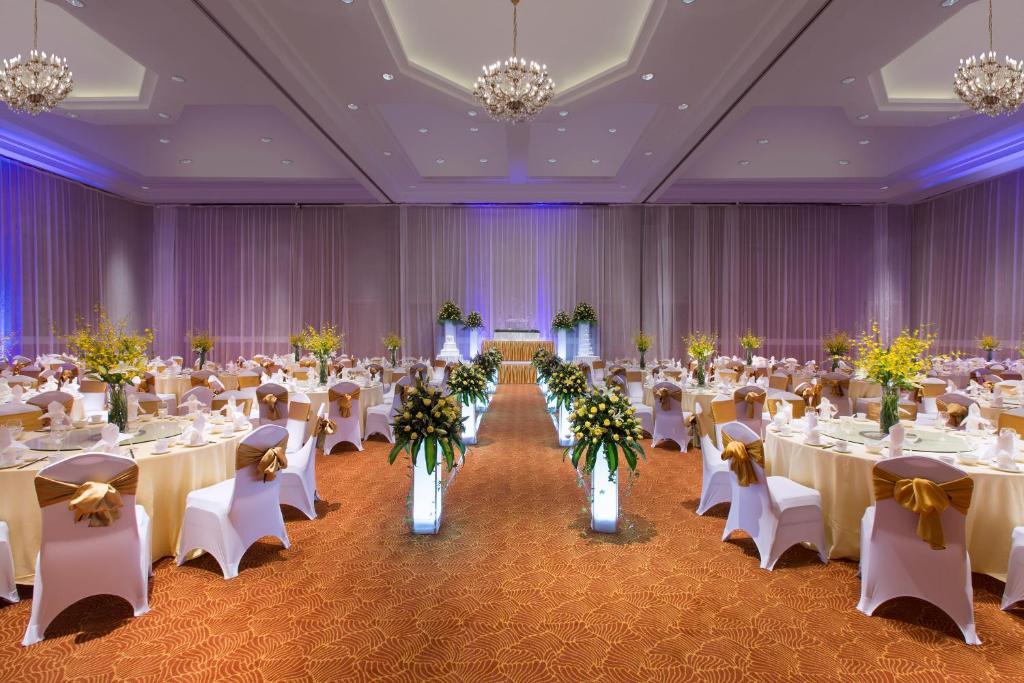 Nhà hàng tiệc cưới Sheraton Hanoi
