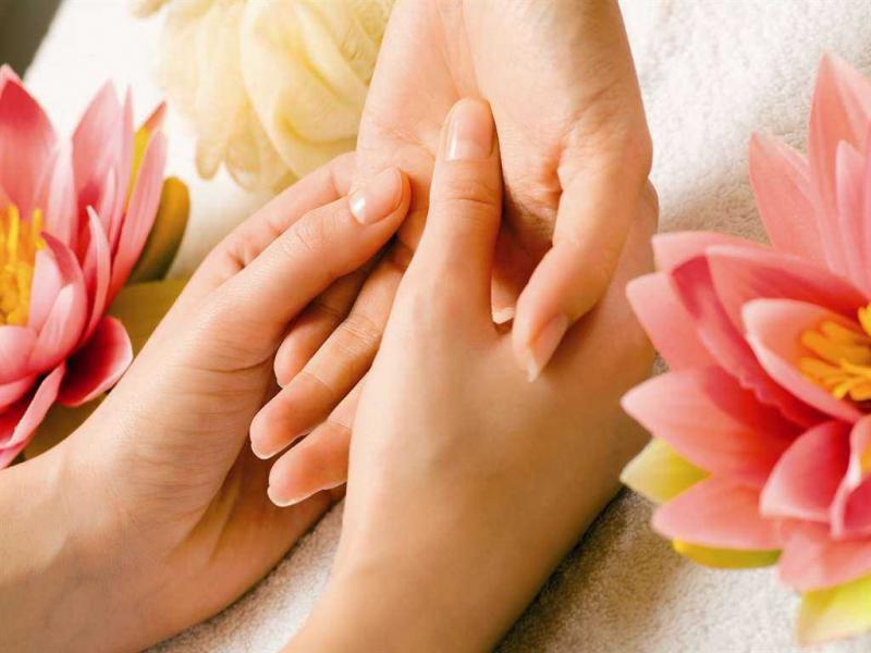 dựa vào bàn tay có thể đoán được vận mệnh trong tương lai của một người Marry