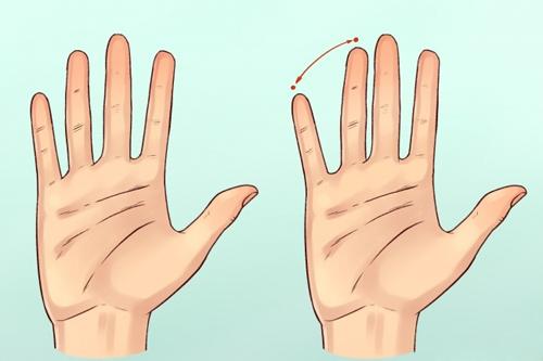 Bàn tay hé lộ tính cách con người: Ngón giữa khỏe là người thông minh Marry