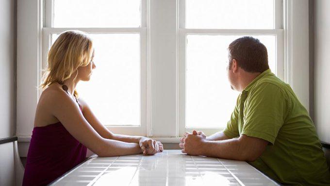 nghĩ về nguyên nhân khiến bạn cảm thấy tức giận và khó chịu Marry