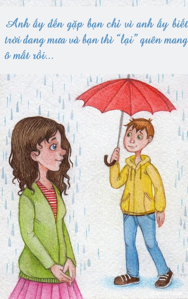 15 điều nhỏ bé nhưng đem lại hạnh phúc lớn lao trong tình yêu Marry