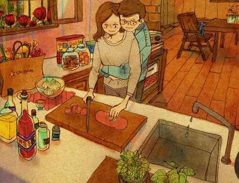 9 đặc điểm của người đàn ông thật lòng yêu bạn. Marry