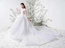 Những mẫu đầm cưới đơn giảncho cô dâutinh tế