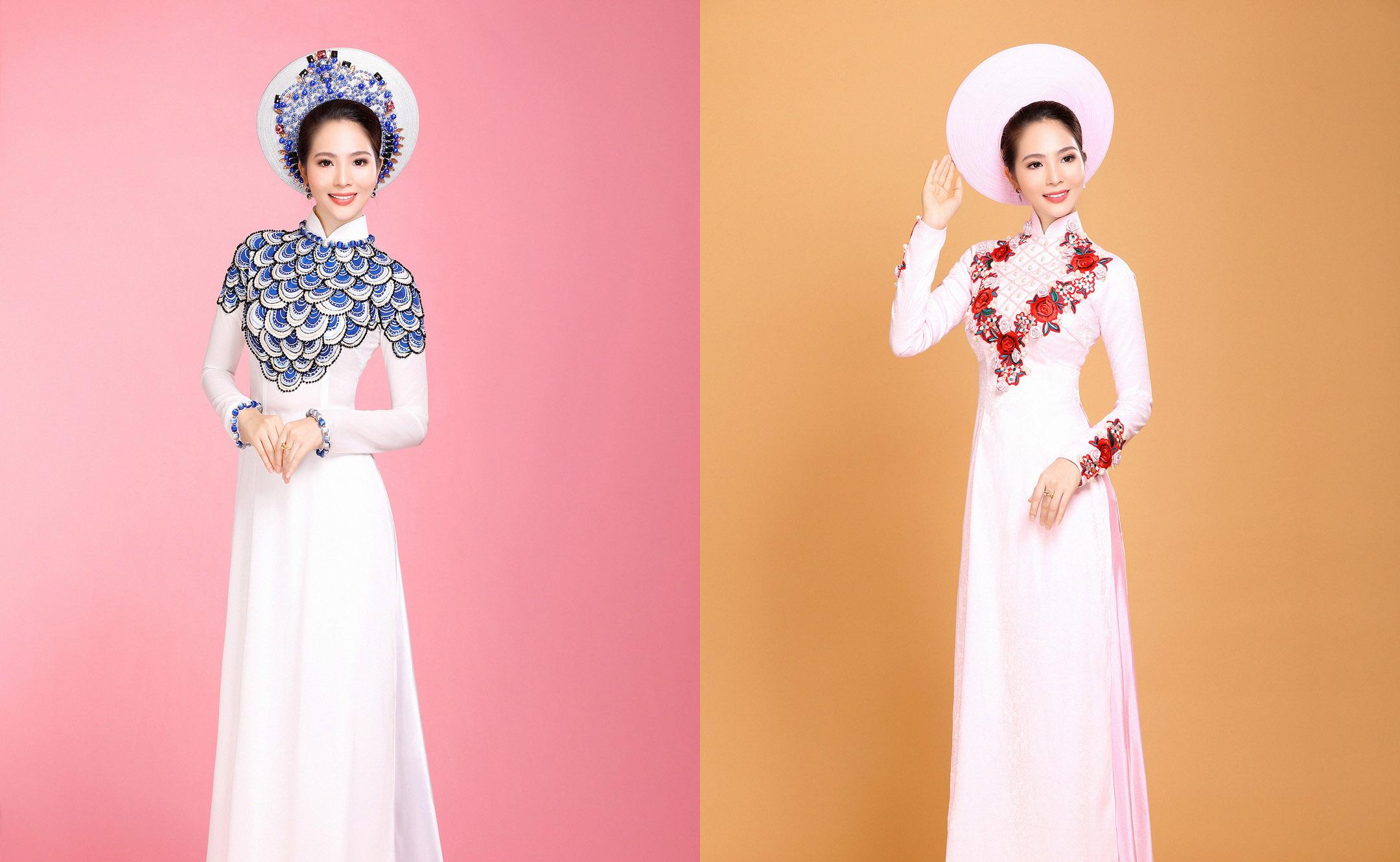 Lựa chọn nội y áo dài cưới đơn giản Marry
