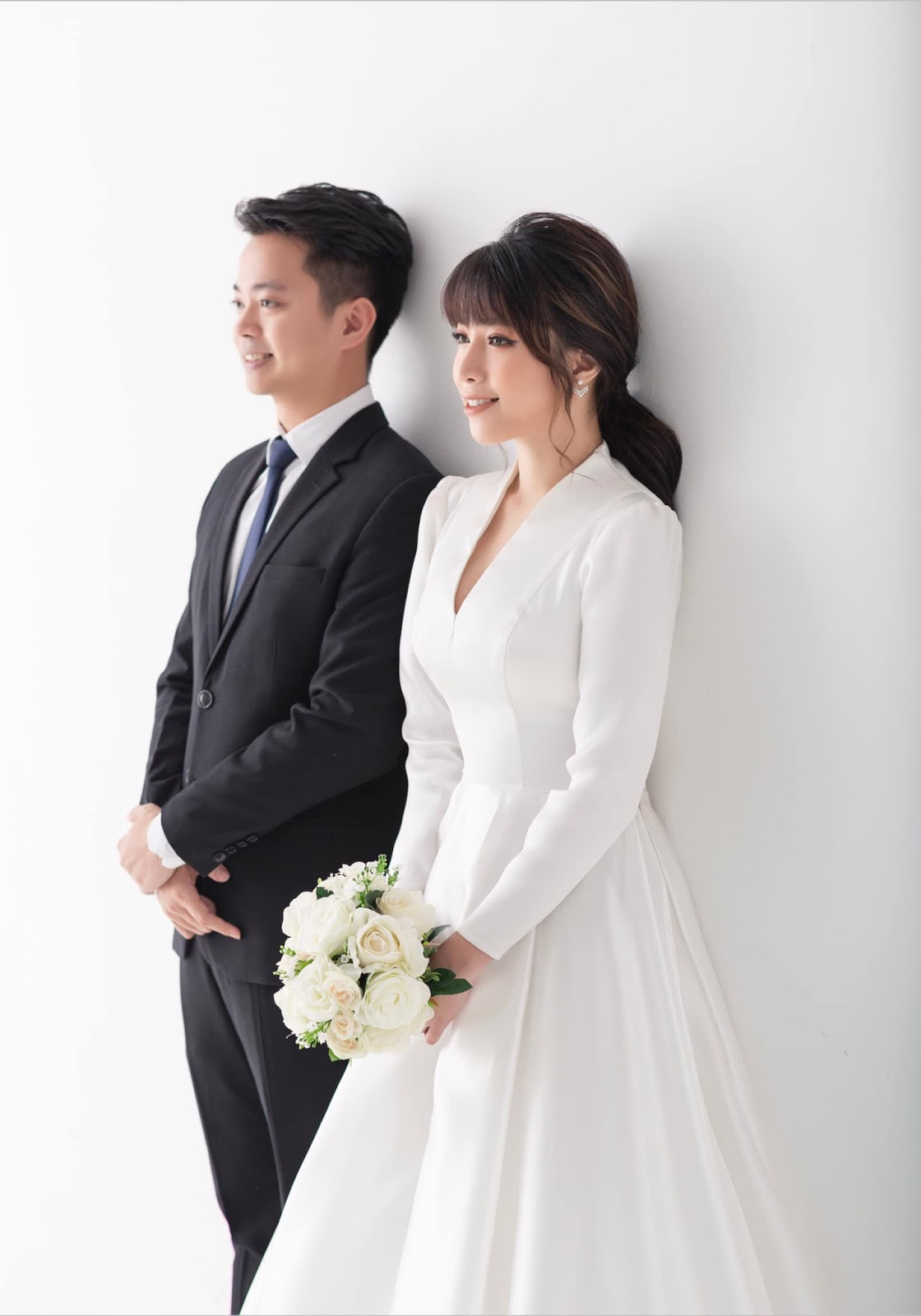 5 mẫu váy cưới đơn giản nhưng đầy ấn tượng dành cho cô dâu Marry
