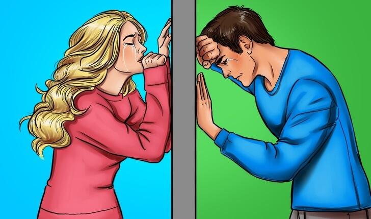 Giai đoạn khó khăn trong hôn nhân Marry