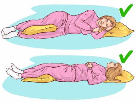 6 lý do bạn nên từ bỏ thói quen nằm ngủ nghiêng bên phải ngay lập tức