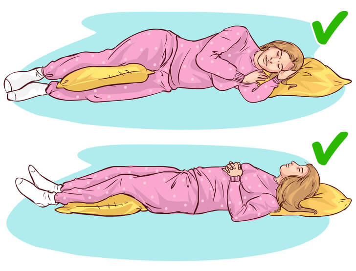 6 lý do bạn nên từ bỏ thói quen nằm ngủ nghiêng bên phải ngay lập tức Marry
