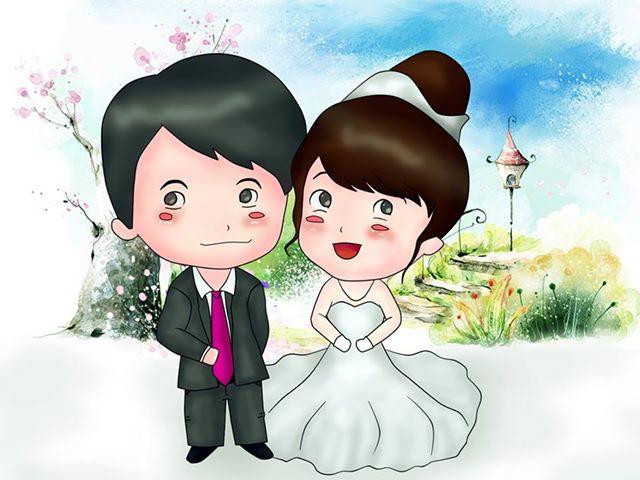 STT Lời Chúc Mừng Đám Cưới Hay Hài Hước, Bựa Marry