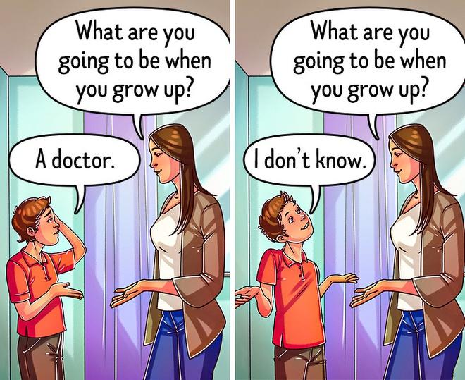 12 sai lầm của cha mẹ khiến con gặp khó khăn khi lớn lên Marry