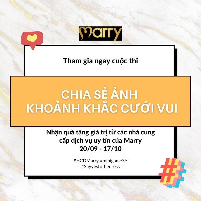 """CHIA SẺ ẢNH VỀ KHOẢNH KHẮC CƯỚI VUI"""". Marry"""