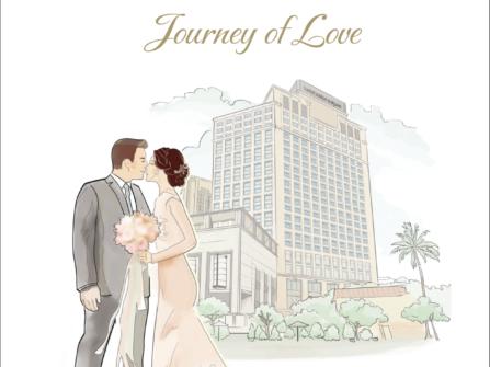 Khách sạn Nikko Saigon - Nơi chấp cánh hành trình tình yêu cổ tích