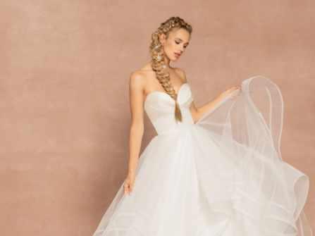 Những bộ áo cưới đơn giản mà đẹp cho cô dâu trong ngày trọng đại