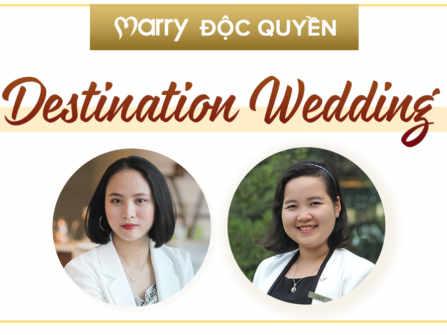 MARRY Phỏng vấn độc quyền: Góc nhìn về Destination Wedding từ chuyên gia đến từ khách sạn JW Marriott Phu Quoc Emerald Bay Resort & Spa và Sheraton Grand Danang Resort