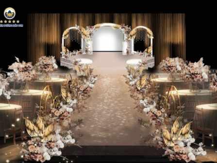 BaoSon Palace - Trung tâm tiệc cưới đẳng cấp và lớn nhất phía tây Hà Nội