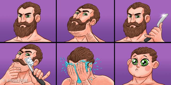16 điều thú vị chỉ đàn ông mới hiểu Marry
