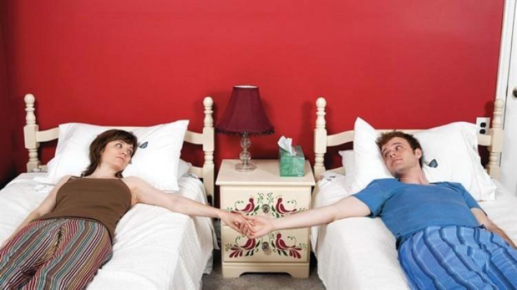 Tiến sĩ neil stanley: vợ chồng ngủ riêng làm giảm tỉ lệ li hôn Marry