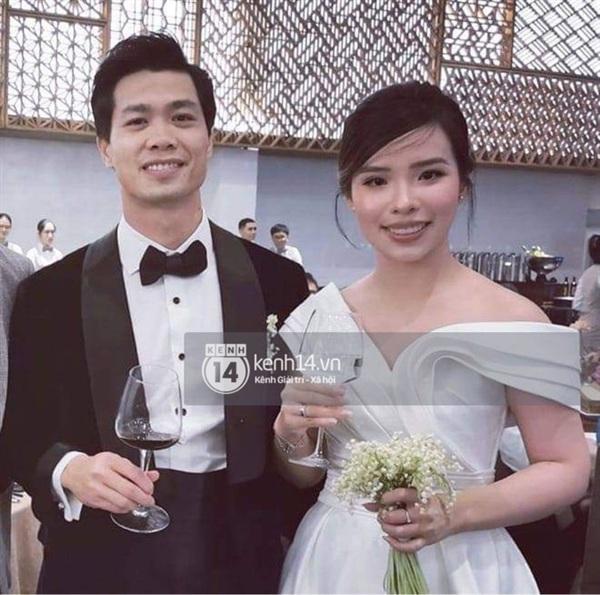 Đám cưới Công Phượng Marry